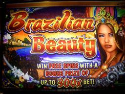 Video Slot Brazilian Beauty - WMS