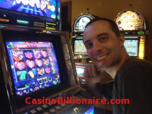 Super Jackpot Party - Conrad Punta del Este Casino
